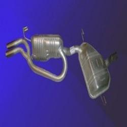 Fiat Barchetta Auspuff Original