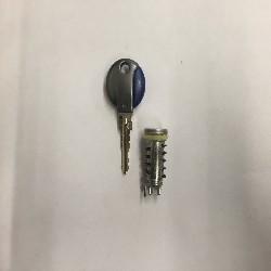 Schlüssel mit Tür Schloss Neu Original